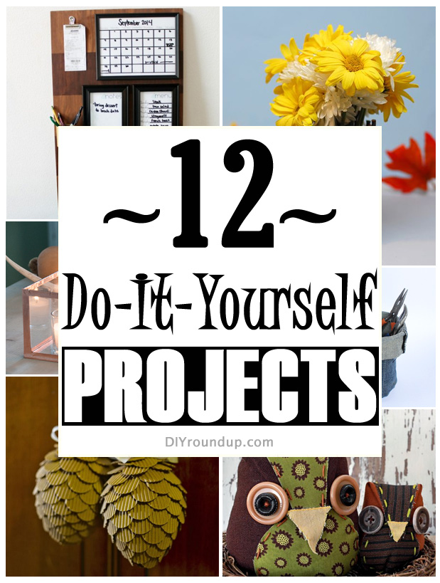 12 do it yourself projects