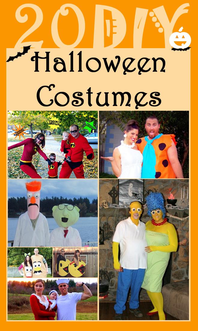 20 Best DIY Adult Halloween Costumes