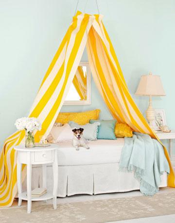 7 DIY Canopy Beds