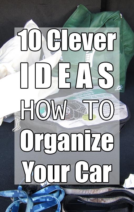 Garage Organization Ideas Inspiration Easy Diy