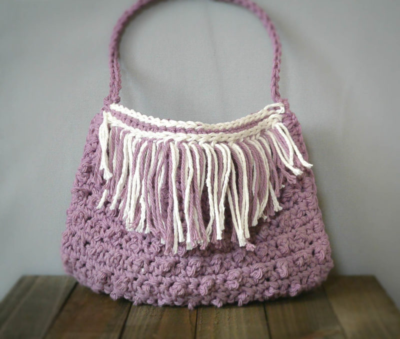 22 Free Crochet Purse Bag Patterns
