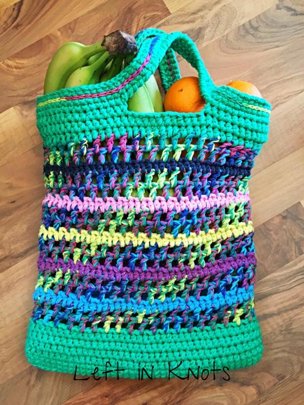 22 Free Crochet Purse Bag Patterns