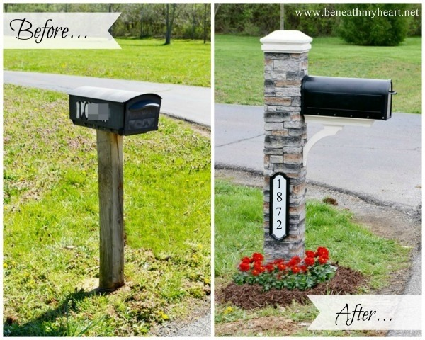 Repair or Install a New Mailbox