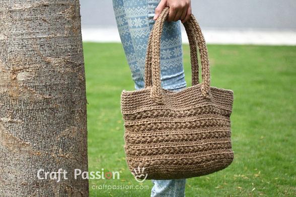 22 Free Crochet Purse Amp Bag Patterns