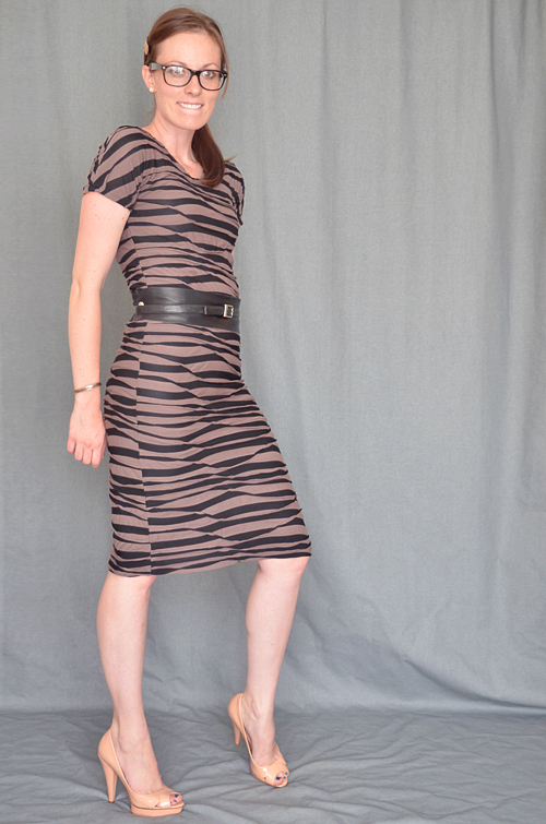 30 Minute Sheath Dress