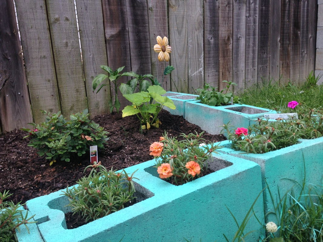14 Genius Ways To Repurpose Galvanized Buckets And Tubs: 20 Cheap, Creative And Modern Garden Edging Ideas