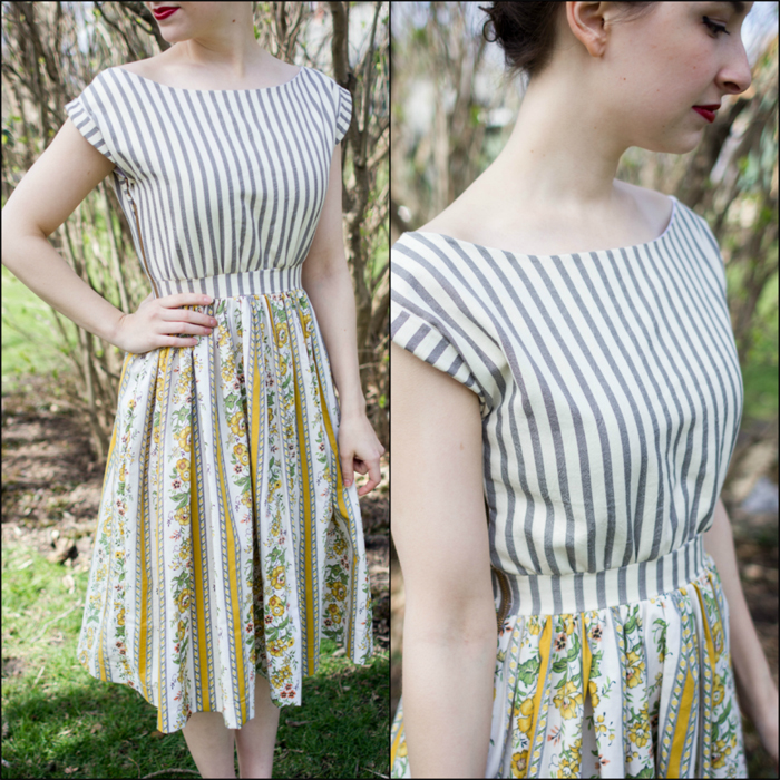 20 Free Dress Sewing Patterns and Tutorials