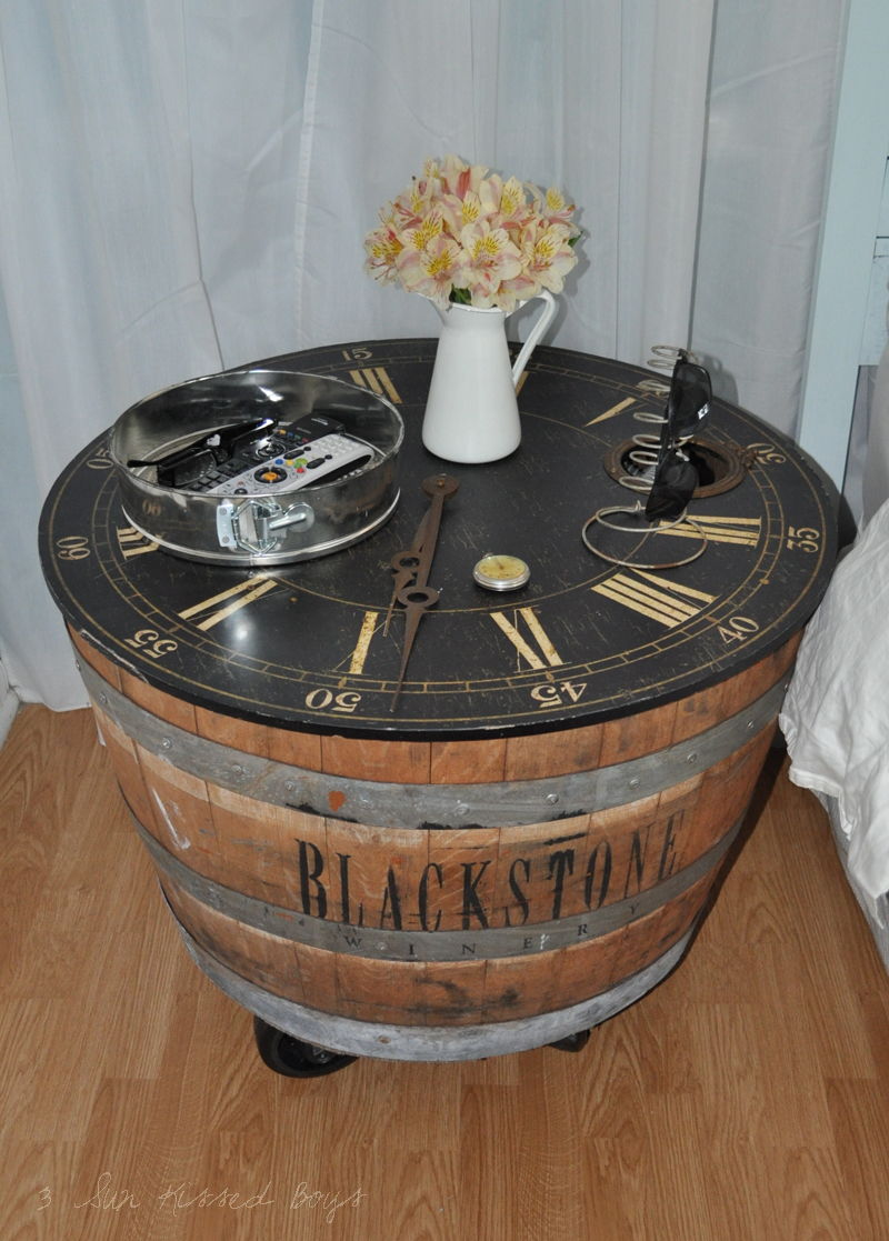14 Cool Ways To Repurpose Wine Barrels
