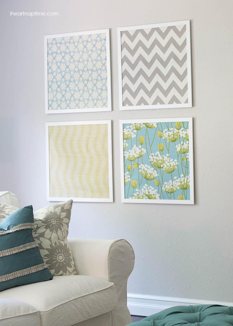 Fabric Wall Art