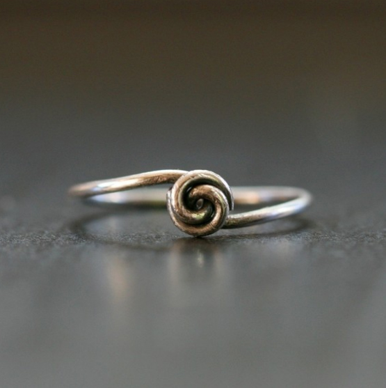Lovely Wire Ring