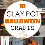 TOP 10 Clay Pot Halloween Crafts