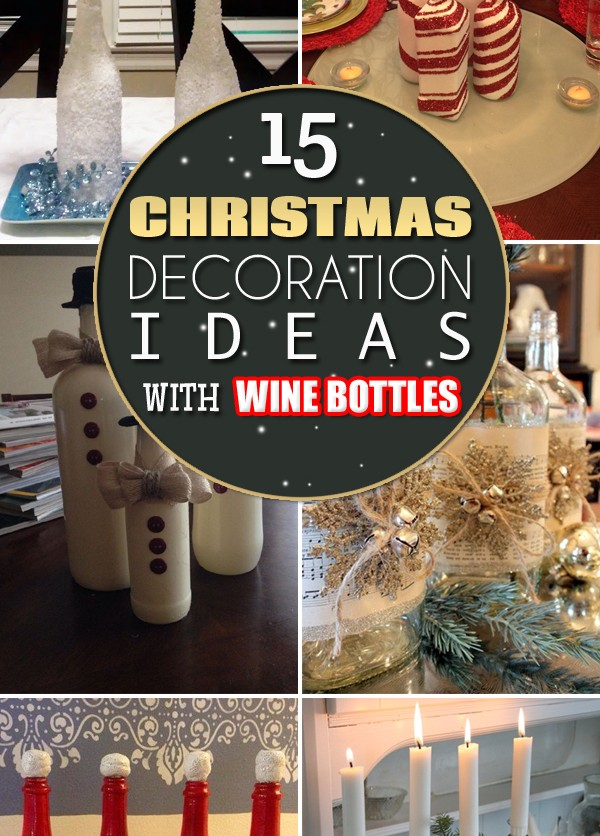 Diy roundup - Creative ideas to reuse wine bottles ...