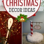 30+ Amazing Dollar Tree Christmas Decor Ideas