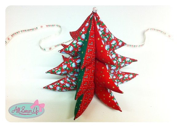 3D Christmas Tree Decoration