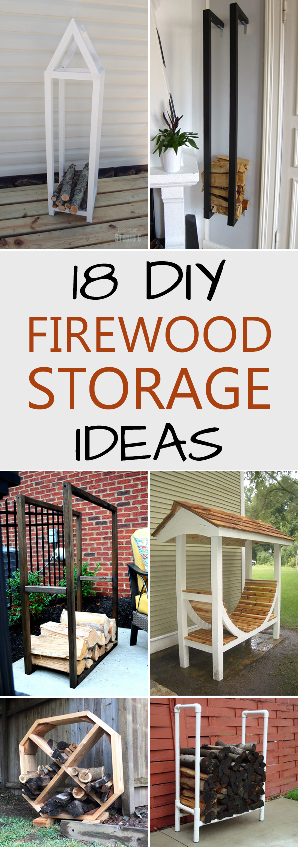 18 Best Best Gifts For 19 Year Old Girls Images On: 18 Best DIY Firewood Storage Ideas