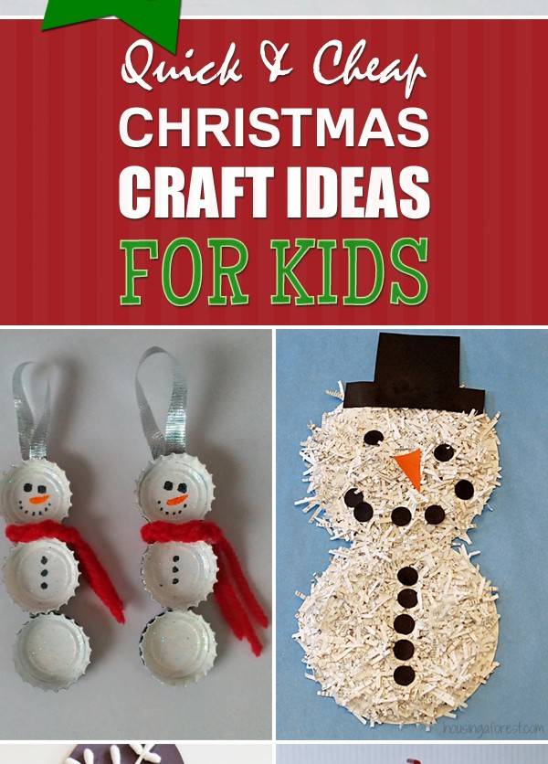 Diy roundup tons of diy inspiration for Inexpensive crafts for kids