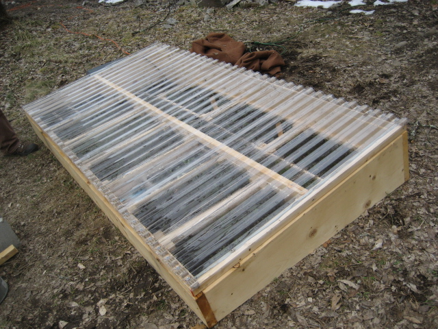 Easy Cold Frame for About $100