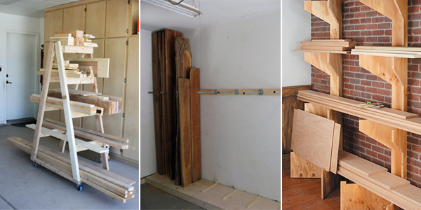 10 Clever Budget Friendly DIY Scrap Wood Storage Ideas