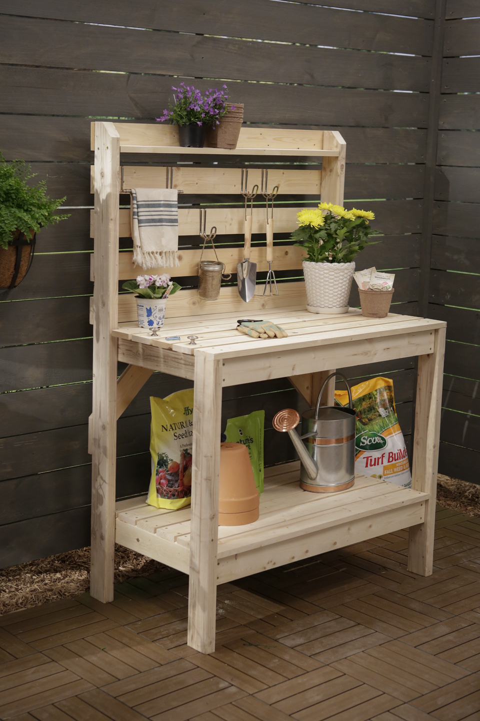 $150 Potting Bench