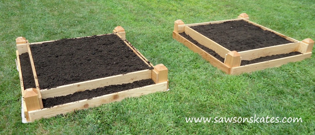 Two Tier Garden Bed