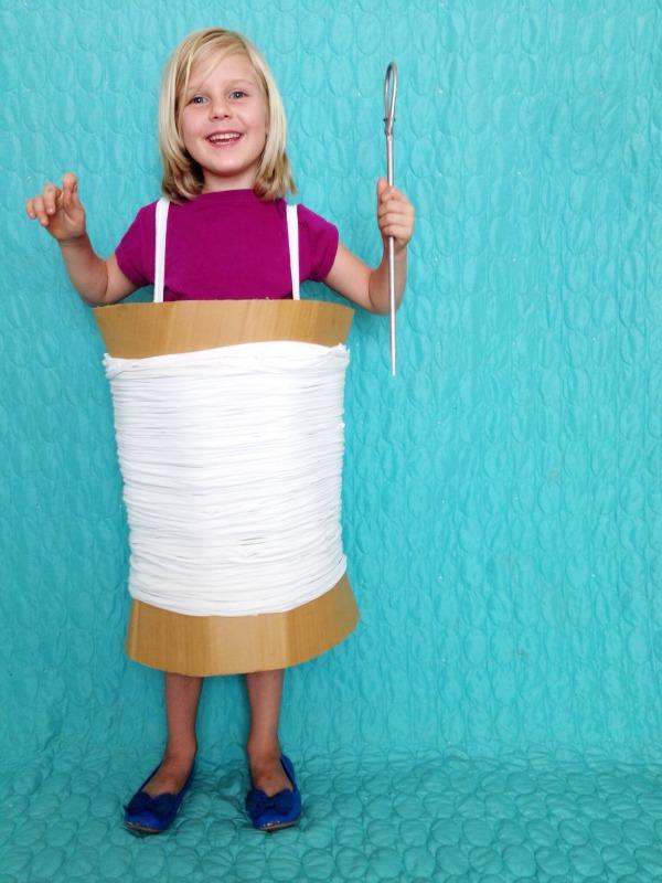 Needle and Thread Costume
