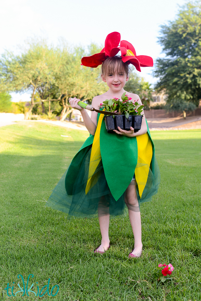 Pokemon Go Bellossom Costume