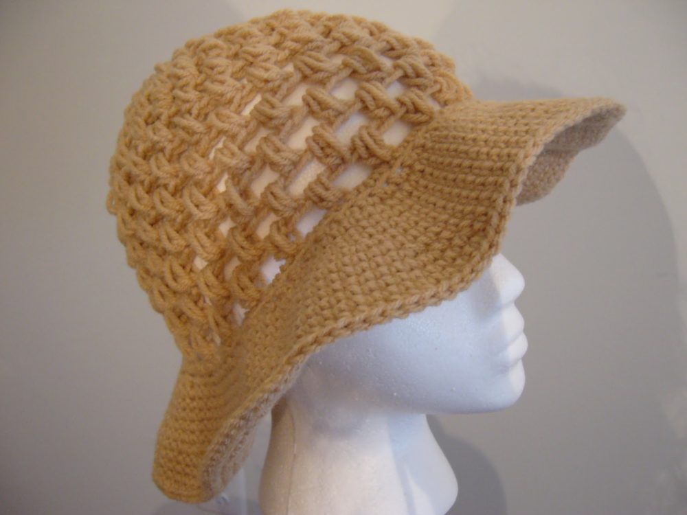 Floppy Sun Hat Pattern