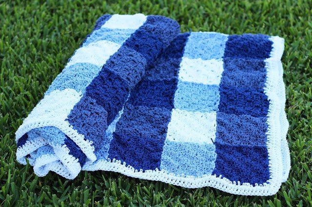 Gingham Picnic Blanket