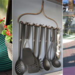 Repurposing Ideas For Old Garden Tools